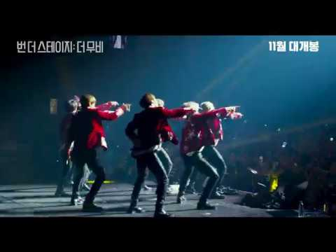BTS (방탄소년단) 'Burn the Stage: the Movie' Official Trailer