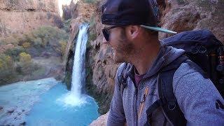 Hiking and Landscape Photography at Havasu Falls