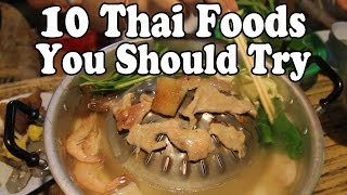 Thai Food Guide: 10 Delicious Thai Foods You Should Eat in Thailand