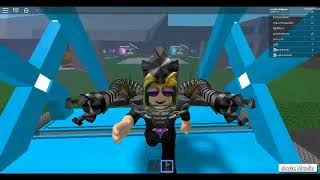 Me and capitaorafa311 we open the magic blocks and we fight in the ROBLOX (LUCKY BLOCK)