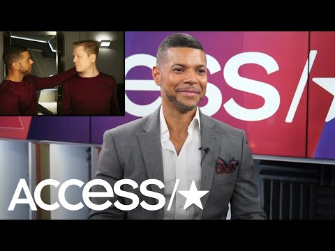 Wilson Cruz Talks Culber & Stamets' 'Star Trek: Discovery' Relationship & More  Access