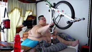 One time 'world's heaviest man' on strict weight loss plan