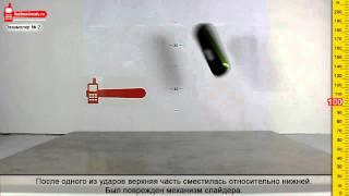 Краш-тест Alcatel OT-606