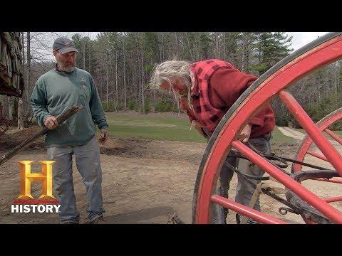 Mountain Men: Eustace Attempts to Make a Sale (Season 7, Episode 5) | History