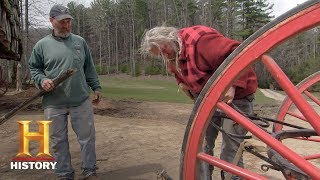 Mountain Men: Eustace Attempts to Make a Sale (Season 7, Episode 5) | History