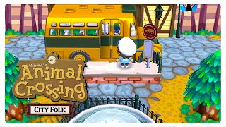 Revisiting My Old Town! - Animal Crossing: City Folk