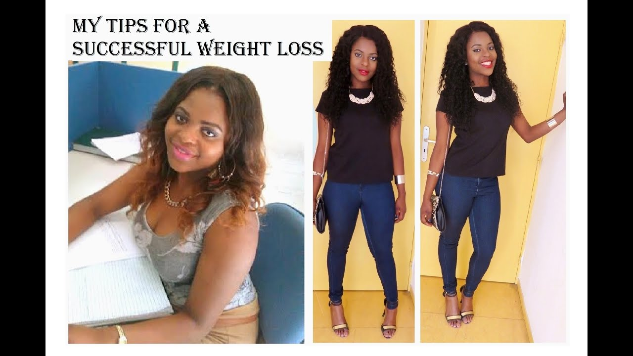My Tips for Successful Weight Loss