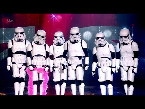 Boogie Storm - Britain's Got Talent 2016 Final