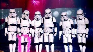 Boogie Storm - Britain's Got Talent 2016 Final