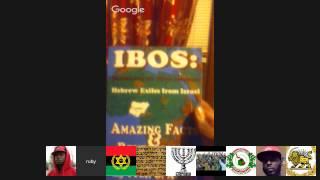 The Mighty Hebrew & Kashub Historian Danite:Hebrew-Israelite Evidence