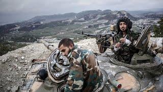 Бои за Сирию 18 мая 2016 Латакия