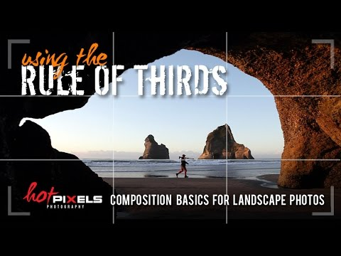 Landscape Photography Tips | Using the Rule of Thirds | Composition Tutorial with Free PDF
