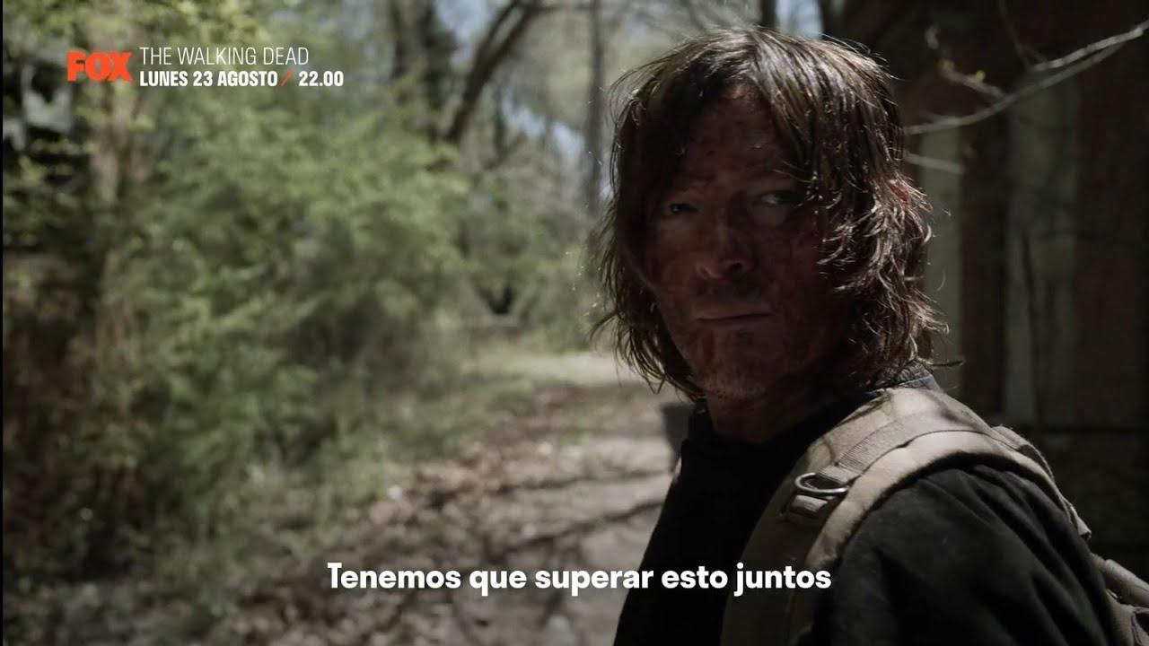 Download The Walking Dead T11 (tráiler subtitulado)
