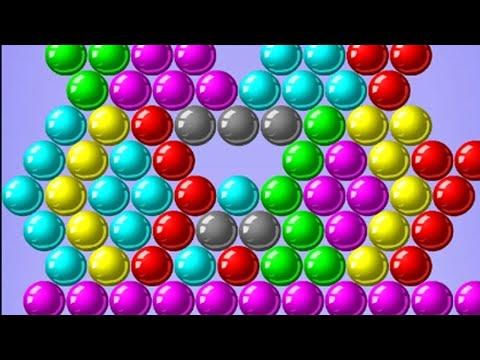 Собираем Шарики   Игры Для Детей и Мультики   Мир Детских Игр   Bubble Shoter