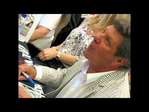 The Hollywood Show 10.8.11 Part 5 FRANKIE AVALON, MORGAN BRITTANY, GREASE, CARLA LAEMMLE, REX SMITH!