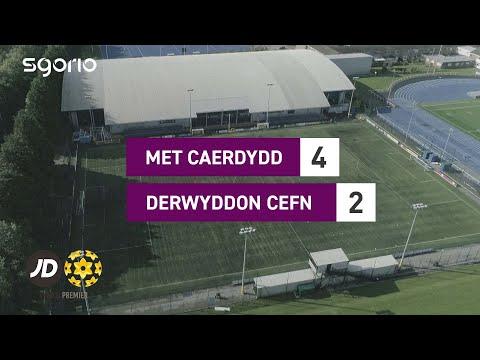 Cardiff Metropolitan Druids Goals And Highlights