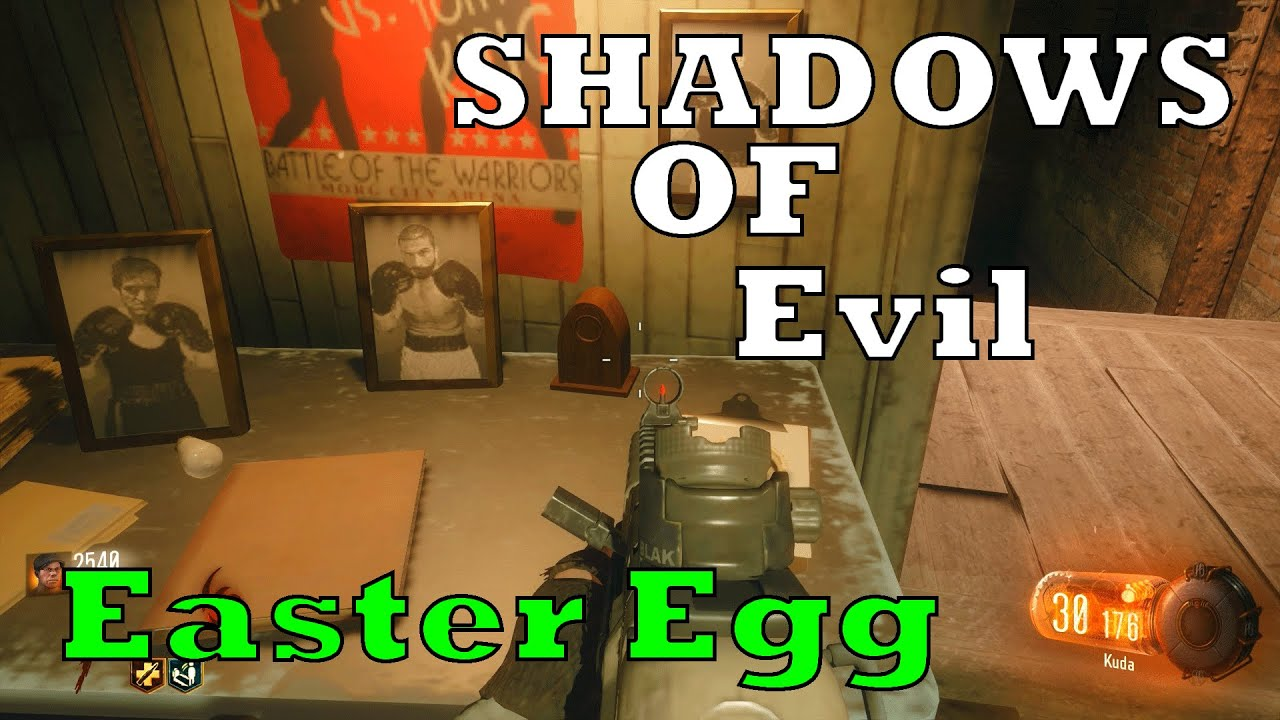 Evil Gaming Easter Eggs In History - Year of Clean Water