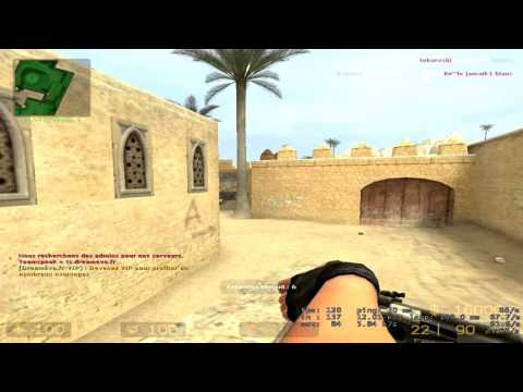 COUNTER STRIKE SOURCE - LIVE COMMENTARY