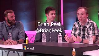 Meet Brian Peek, Cloud Developer Advocate at Microsoft