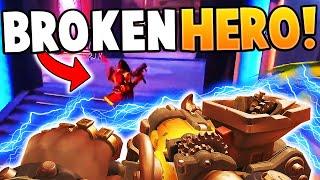 Overwatch - BROKEN HERO ABUSE!…