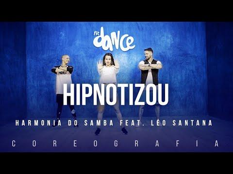 Hipnotizou - Harmonia do Samba feat. Léo Santana | FitDance TV (Coreografia) Dance Video