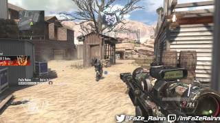 FaZe Rain : FFA TrickShotting Live Commentary Ep.1