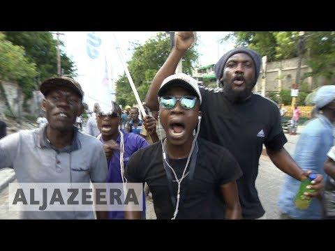 Haiti: Massive rallies call for Jovenel Moise to step down
