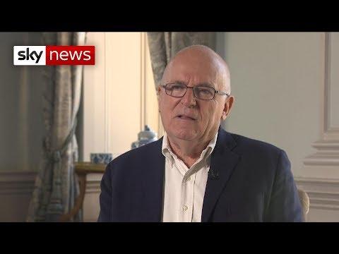 Former MI6 boss