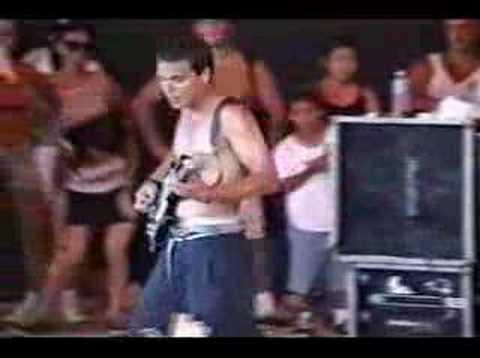 Blink at Warped Tour 97