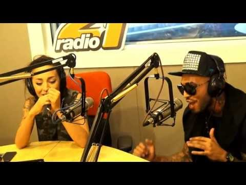2 in 1 @ Radio 21: Alex Velea & Ruby - Stinge Lumina (Live @ Matinalii 21)