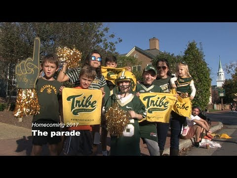 Homecoming 2017: The parade