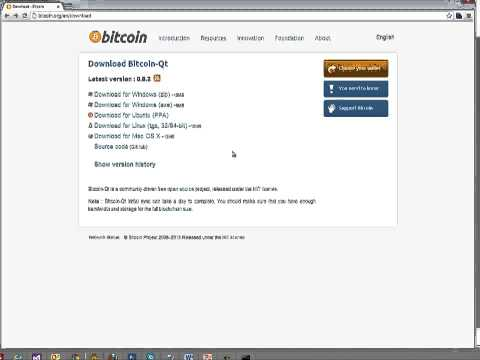 How To Run Bitcoin-qt As A Server With A Configuration File (3 Of 6)