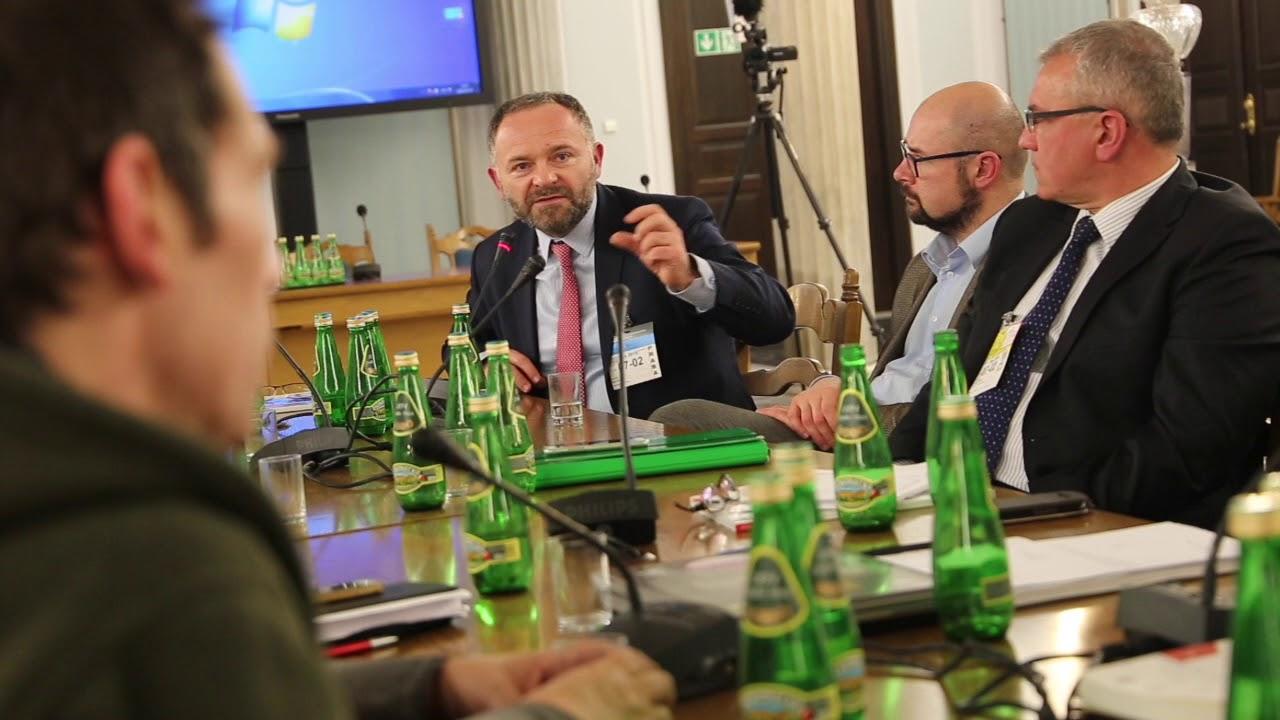 """Karol Bujoczek w Sejmie: """"Wieś nie może być skansenem!"""""""