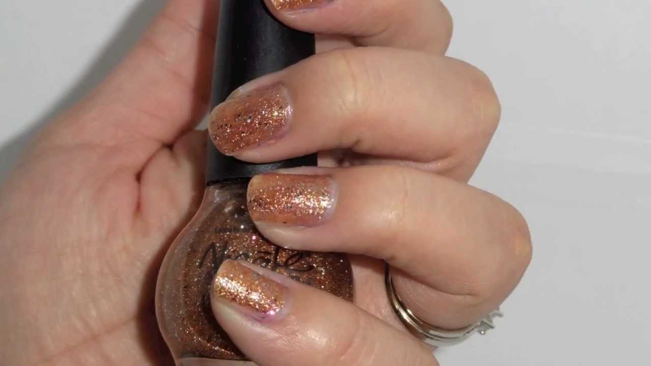 Nicole by OPI Kardashian Kolors Swatches/Review - YouTube