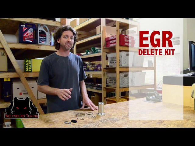 Volkswagen EGR Delete Kit - All you need to know!