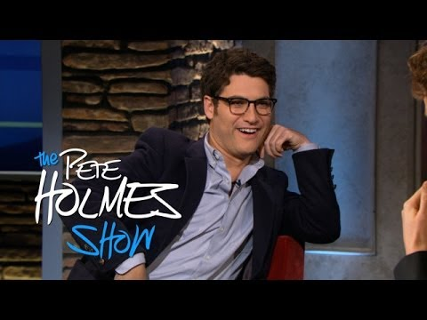 How Adam Pally Deals With Shirtless Pic Requests