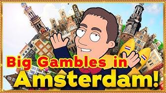 Big Gambles at the Holland Casino in Amsterdam ! Casino Nederland !!!