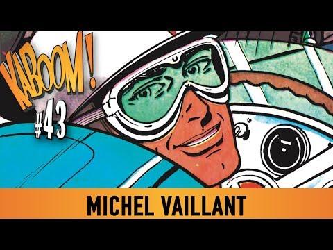 K43 Michel Vaillant, de la case à la piste