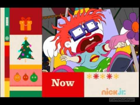 Nick Jr. UK Christmas Advert and Idents 2012 - YouTube