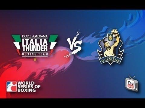 Italia Thunder - Ukraine Otamans - Week 3 - WSB Season 3
