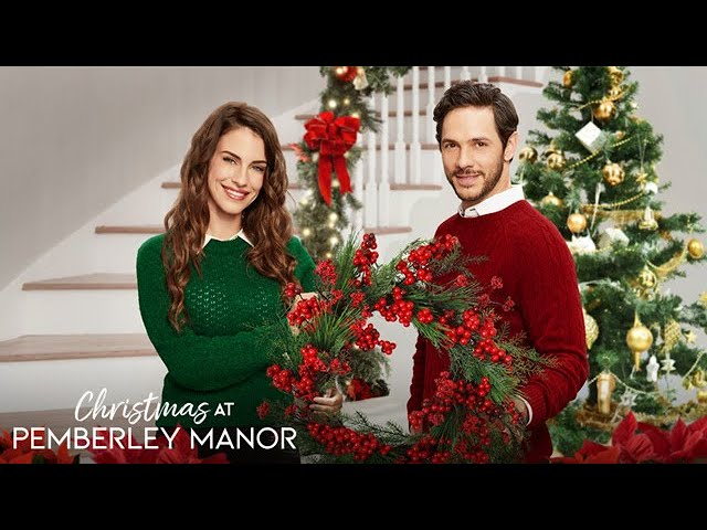 Christmas At Pemberley Manor Cast.Christmas At Pemberley Manor Where To Watch Hallmark