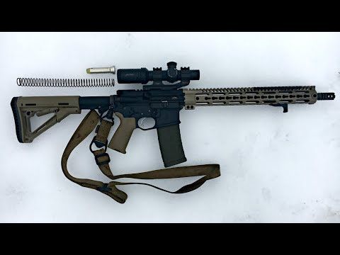 Tuning Your Rifle's Gas System