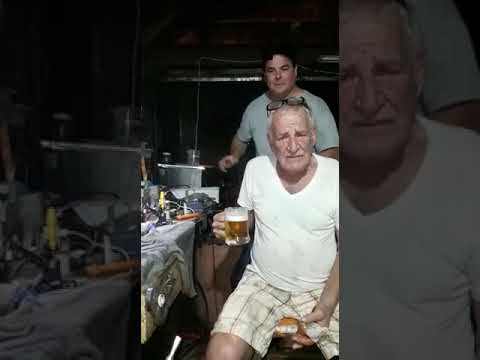Aimee - Drunk Guy Gets a Firecracker in his Beer