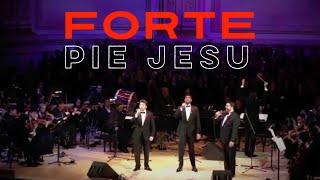 Forte - Pie Jesu - Carnegie Hall Debut