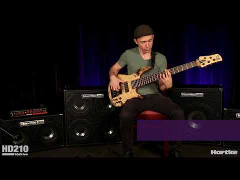 Hartke HyDrive HD210 Overview and Demo