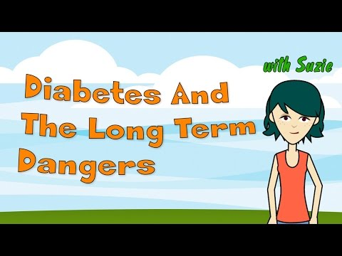 Diabetes And The Long Term Dangers
