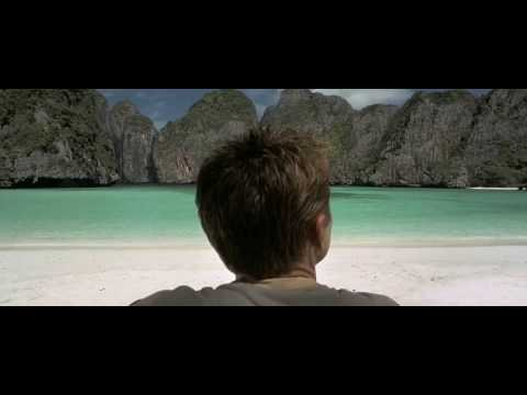 The Beach Scene from the movie The Beach - Maya Bay, Thailand
