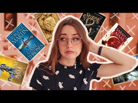15 Popular Books I WILL NOT READ