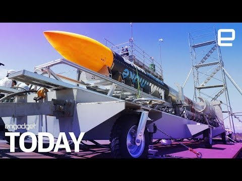 Japan's first private rocket launch failed | Engadget Today