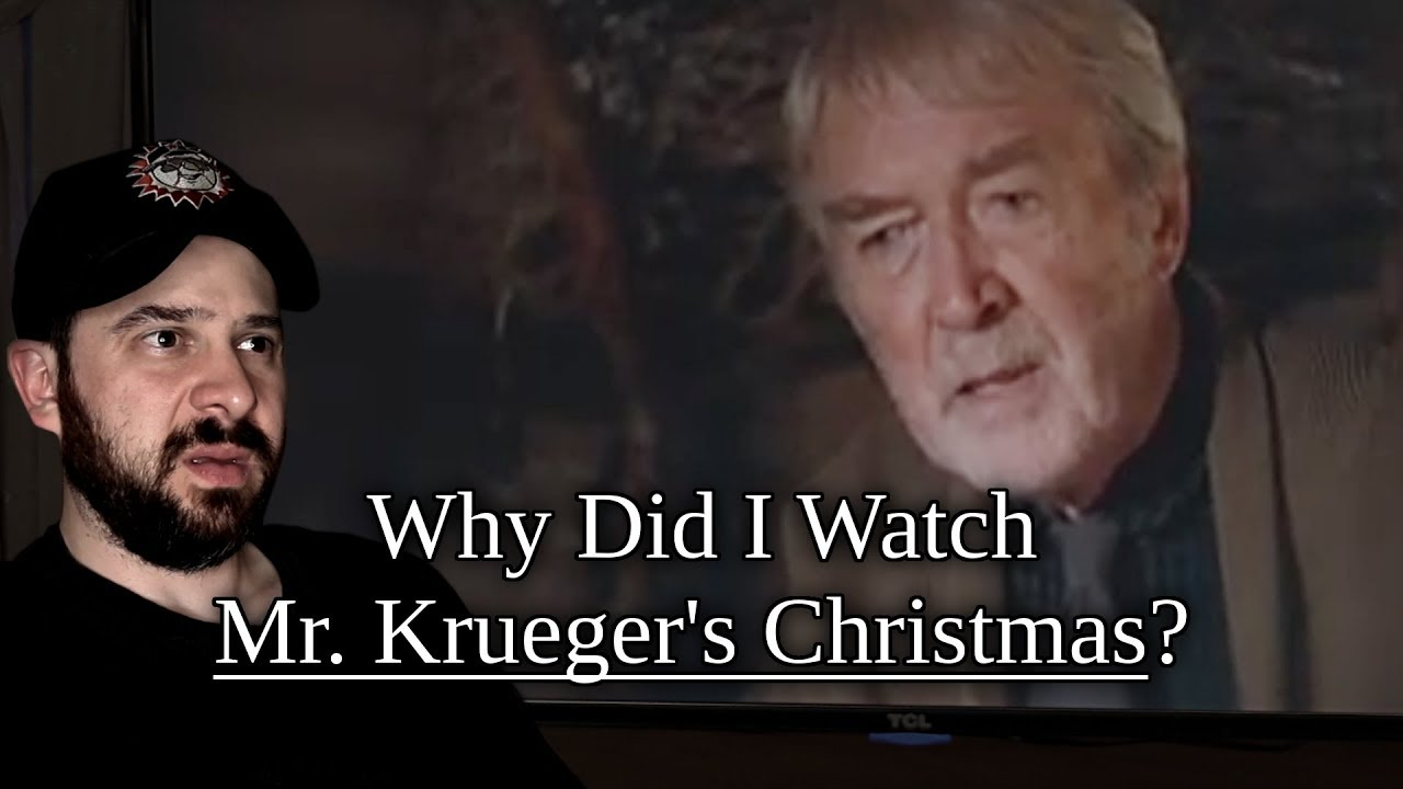 Why Did I Watch Mr. Krueger\'s Christmas? - YouTube